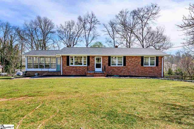 1518 Memorial Drive Extension, Greer, SC 29651 (#1414693) :: Coldwell Banker Caine