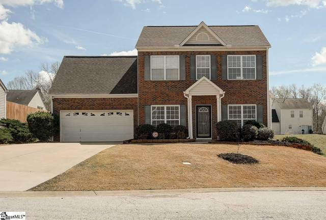 363 Capstone Lane, Spartanburg, SC 29301 (#1414704) :: J. Michael Manley Team