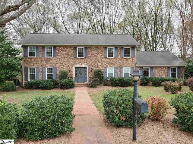 206 Pecan Hill Drive, Simpsonville, SC 29381 (#1414761) :: RE/MAX RESULTS