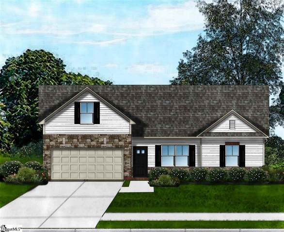 105 Thermal Court Lot 79, Fountain Inn, SC 29644 (MLS #1414783) :: Prime Realty