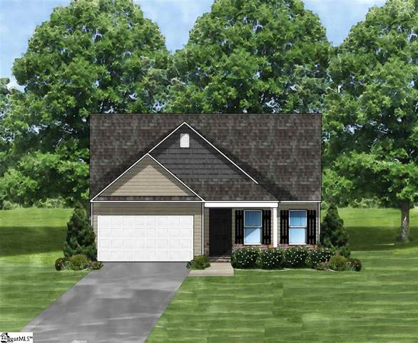 103 Thermal Court Lot 80, Fountain Inn, SC 29644 (MLS #1414784) :: Prime Realty