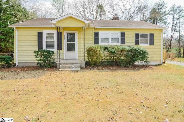 5325 State Park Road, Travelers Rest, SC 29690 (#1414808) :: Coldwell Banker Caine