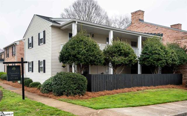 925 Cleveland Street Unit 64, Greenville, SC 29601 (#1414812) :: The Haro Group of Keller Williams