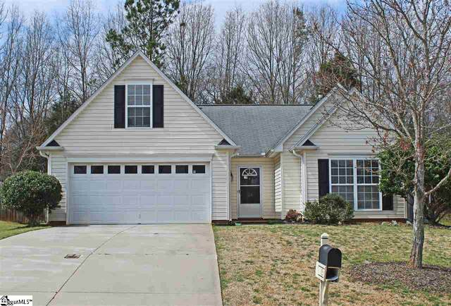 113 Hickory Run Drive, Easley, SC 29642 (#1414814) :: Coldwell Banker Caine