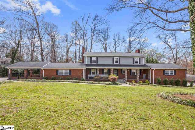 104 Stone Lake Drive, Greenville, SC 29609 (#1414841) :: Coldwell Banker Caine