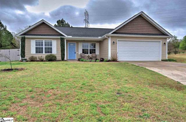 814 Efren Pointe Lot 112, Lyman, SC 29365 (#1414855) :: Coldwell Banker Caine
