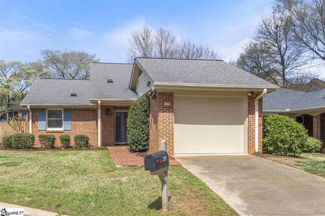 201 Sandpiper Way, Greenville, SC 29607 (#1414882) :: The Toates Team