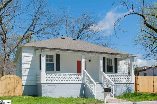 25 Eighth Street, Greenville, SC 29611 (#1414887) :: Coldwell Banker Caine