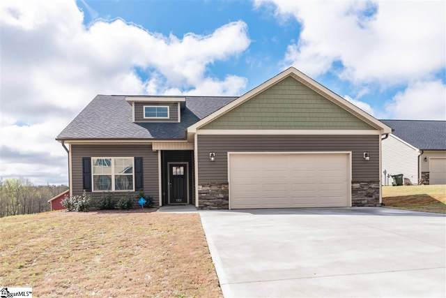122 Palmetto Valley Drive, Greer, SC 29651 (#1414890) :: Coldwell Banker Caine