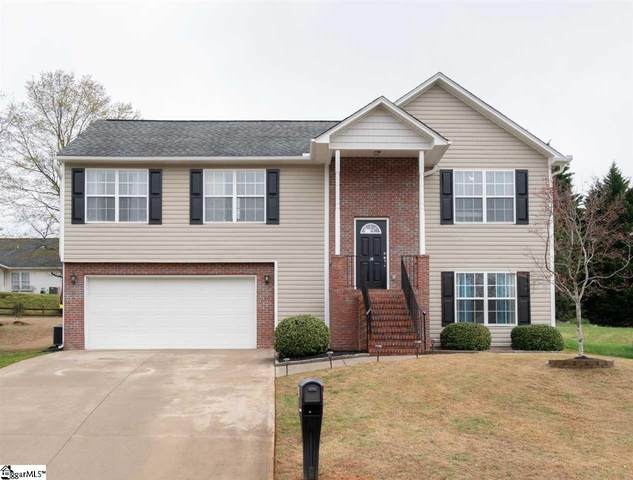 34 Spring Fellow Lane, Taylors, SC 29687 (#1414904) :: Coldwell Banker Caine