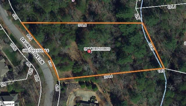 15 Laurel Cove Lane, Travelers Rest, SC 29690 (#1414929) :: Hamilton & Co. of Keller Williams Greenville Upstate
