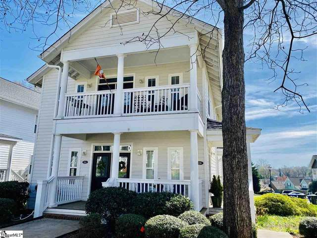 15 Oakhurst Avenue Unit A, Greenville, SC 29609 (#1414931) :: Hamilton & Co. of Keller Williams Greenville Upstate