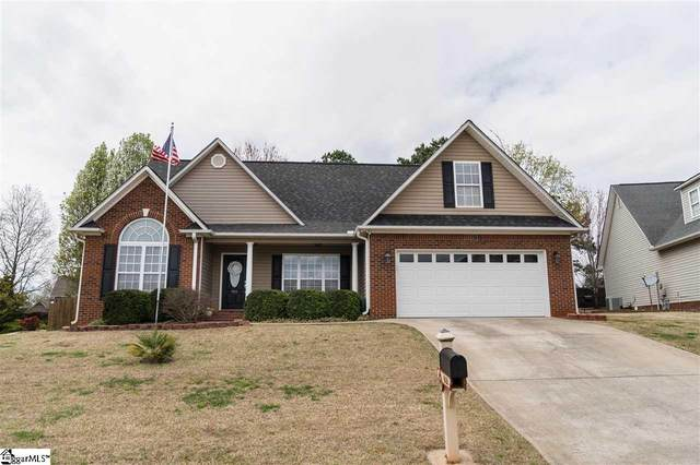 912 Thunder Gulch Drive, Boiling Springs, SC 29316 (#1414964) :: The Robby Brady Team