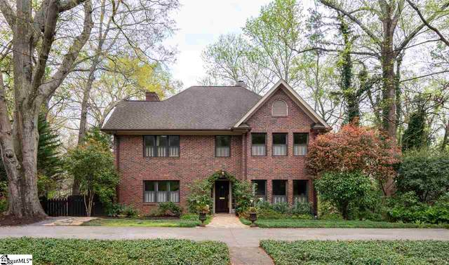 21 Ridgeland Drive, Greenville, SC 29601 (#1414975) :: Connie Rice and Partners