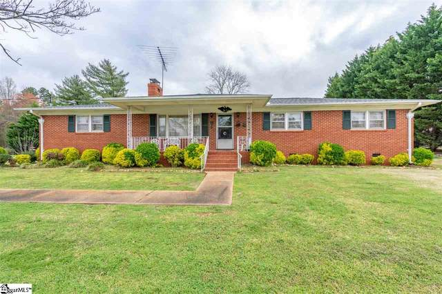 318 Summit Drive, Liberty, SC 29657 (#1414985) :: The Toates Team