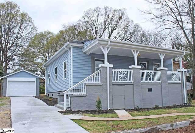 38 4th Avenue, Greenville, SC 29611 (#1414987) :: Hamilton & Co. of Keller Williams Greenville Upstate
