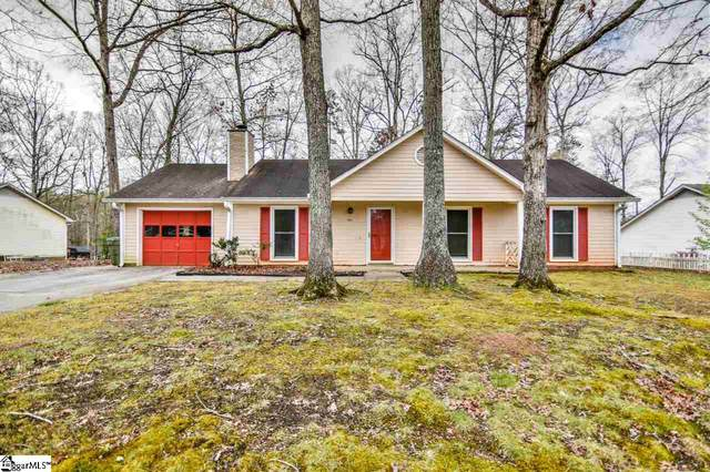 4 Moriston Road, Mauldin, SC 29662 (#1415018) :: RE/MAX RESULTS