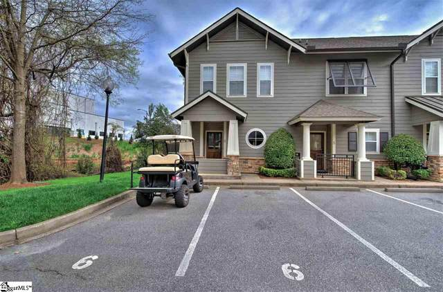 20 Howe Street Unit 6, Greenville, SC 29601 (#1415020) :: The Haro Group of Keller Williams