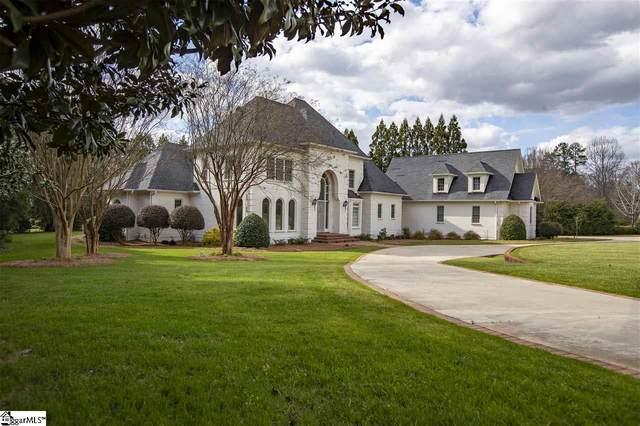 7 Woodburn Ridge Road, Spartanburg, SC 29302 (#1415021) :: Green Arc Properties