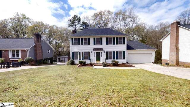 119 Wood Creek Road, Mauldin, SC 29962 (#1415032) :: Hamilton & Co. of Keller Williams Greenville Upstate