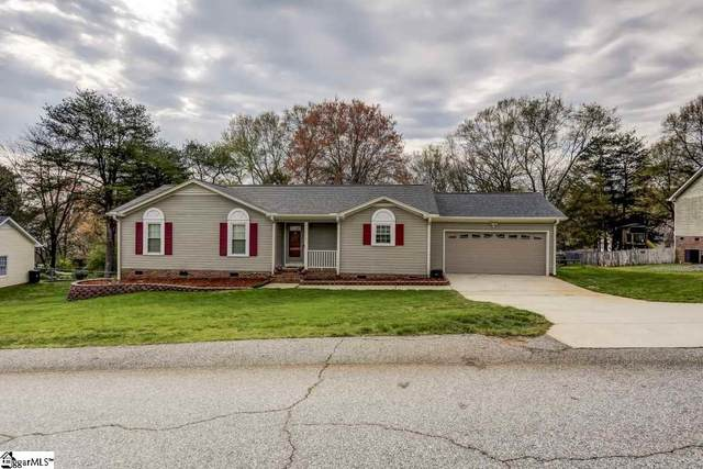 114 Apollo Avenue, Greer, SC 29651 (#1415054) :: Coldwell Banker Caine