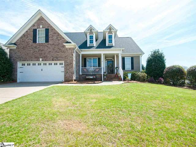 17 Aldgate Way, Greer, SC 29650 (#1415092) :: Coldwell Banker Caine