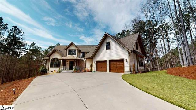 105 Scenic Crest Way, Six Mile, SC 29682 (#1415119) :: The Toates Team