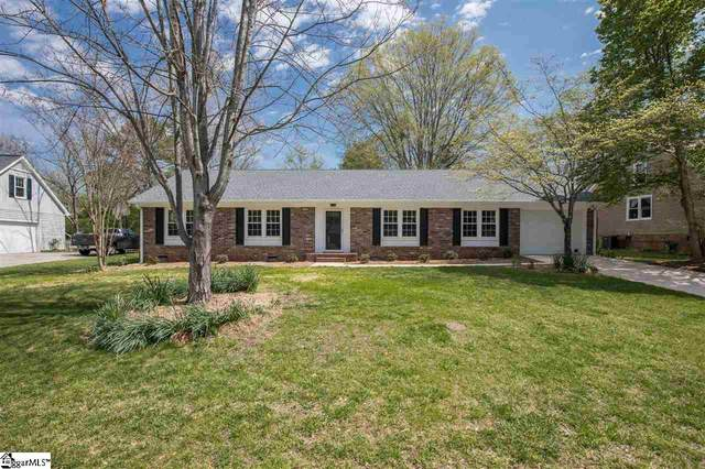 320 Longstreet Drive, Greer, SC 29650 (#1415137) :: Parker Group
