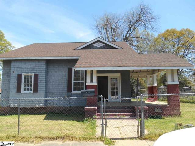 306 Bailey Street, Clinton, SC 29325 (#1415139) :: Coldwell Banker Caine