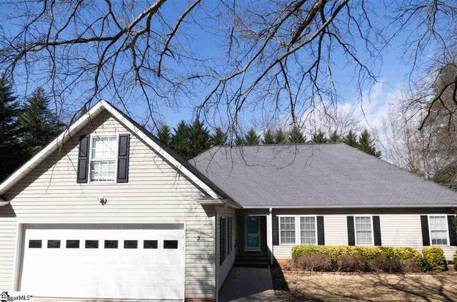 3 Pebble Stone Lane, Taylors, SC 29687 (#1415150) :: Connie Rice and Partners