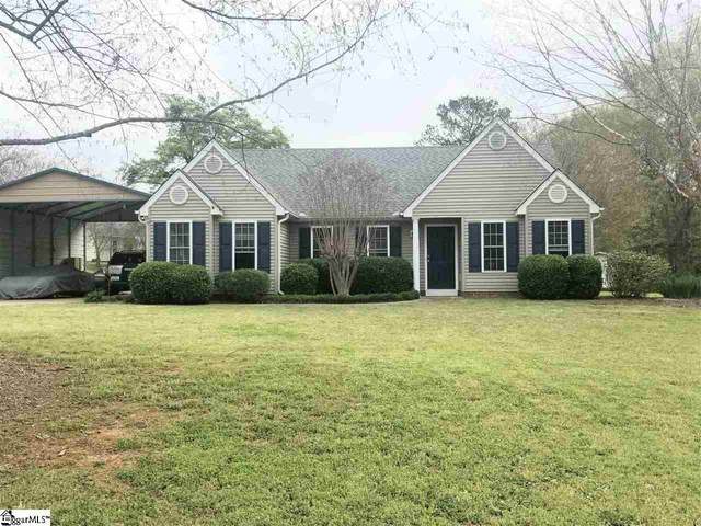 103 Tall Willow Drive, Seneca, SC 29672 (#1415156) :: Coldwell Banker Caine