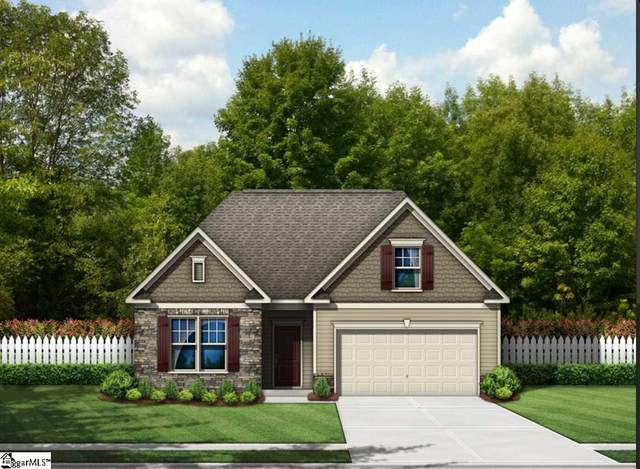 287 White Peach Way Lot 64, Duncan, SC 29334 (#1415167) :: The Toates Team