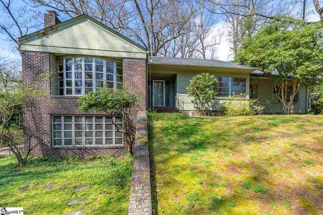 124 Fernwood Lane, Greenville, SC 29607 (#1415171) :: Connie Rice and Partners