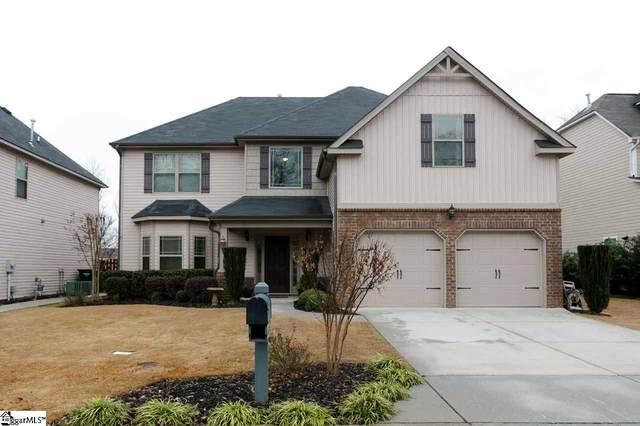 248 Oak Branch Drive, Simpsonville, SC 29681 (#1415180) :: Coldwell Banker Caine