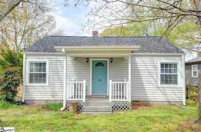 106 Brookdale Avenue, Greenville, SC 29607 (#1415201) :: Coldwell Banker Caine