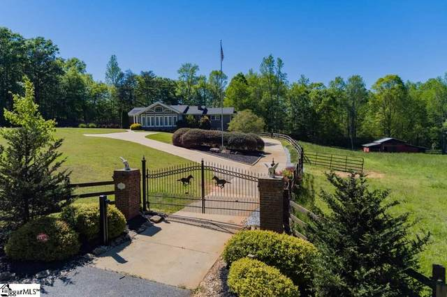210 Black Road, Simpsonville, SC 29680 (#1415211) :: Coldwell Banker Caine