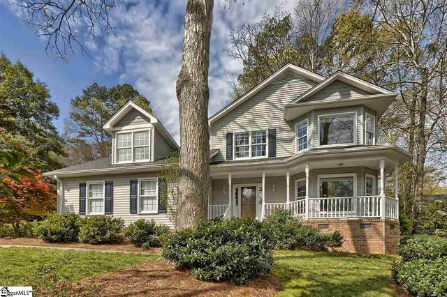 109 River Way Drive, Greer, SC 29651 (#1415256) :: Parker Group