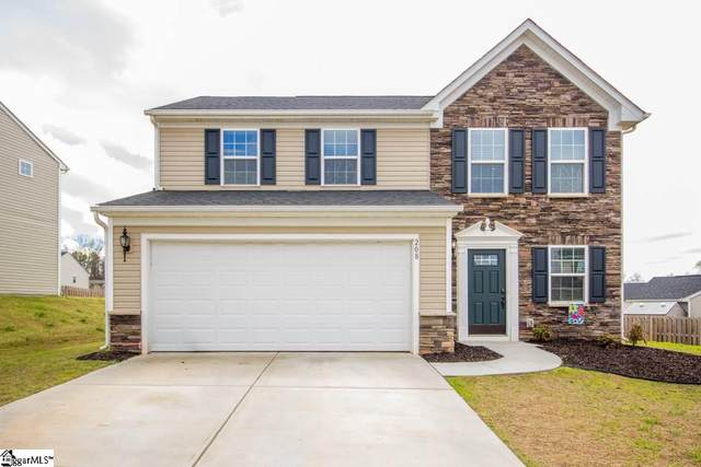 208 Picketts Mill Drive, Piedmont, SC 29673 (#1415265) :: The Haro Group of Keller Williams