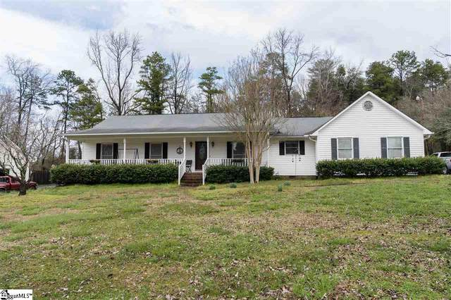 36 Dorchester Drive, Chesnee, SC 29323 (#1415270) :: The Toates Team