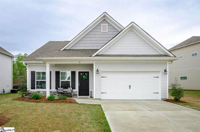 21 Chadmore Street, Simpsonville, SC 29680 (#1415290) :: RE/MAX RESULTS