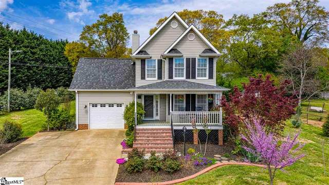 1601 Old Mill Road, Easley, SC 29642 (#1415294) :: J. Michael Manley Team