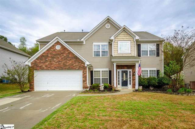 201 Plum Hill Way, Simpsonville, SC 29680 (#1415323) :: RE/MAX RESULTS
