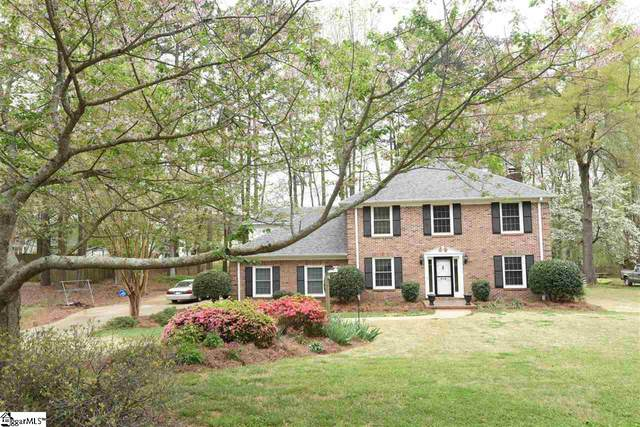 410 Quail Run Circle, Fountain Inn, SC 29644 (#1415330) :: J. Michael Manley Team