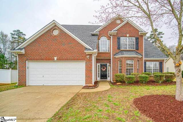 313 Oakboro Lane, Simpsonville, SC 29680 (#1415338) :: The Toates Team