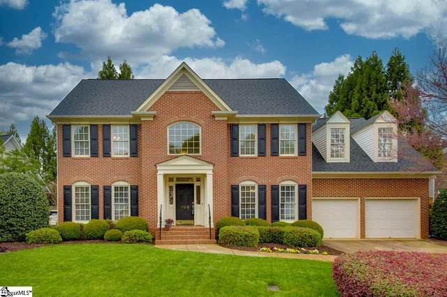 105 Old Province Way, Greer, SC 29650 (#1415359) :: The Toates Team