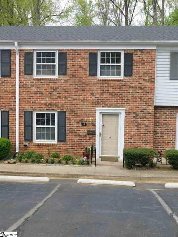 815 Edwards Road Unit 14, Greenville, SC 29615 (#1415373) :: Connie Rice and Partners