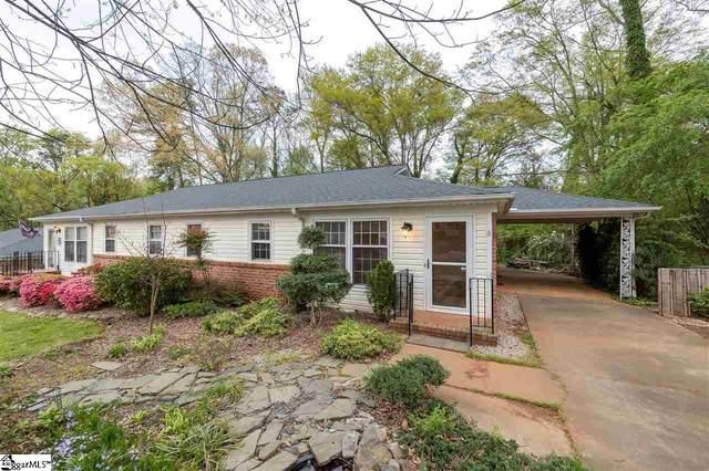 17 Twelve Oaks Terrace, Greenville, SC 29615 (#1415375) :: The Toates Team
