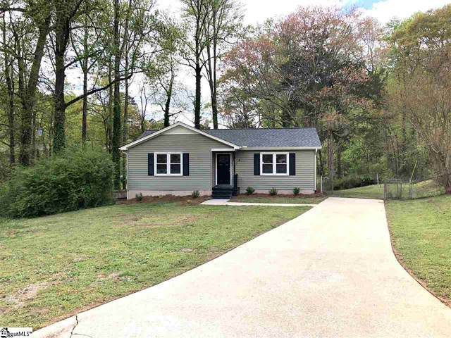 4 Cloverdale Court, Simpsonville, SC 29681 (#1415380) :: RE/MAX RESULTS