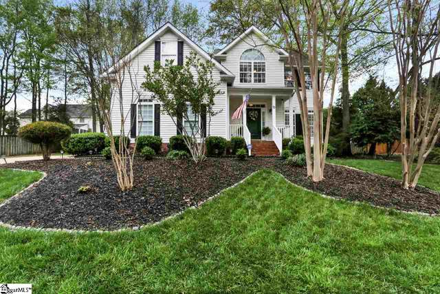 22 Summercrest Circle, Simpsonville, SC 29681 (#1415382) :: RE/MAX RESULTS