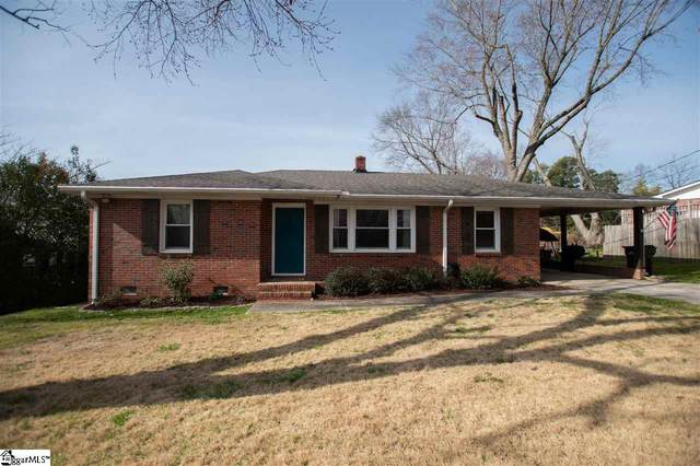102 Longwood Drive, Taylors, SC 29687 (#1415387) :: Connie Rice and Partners